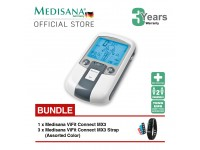 Medisana TDP Tens Machine Bundle Medisana ViFit MX3 Connect
