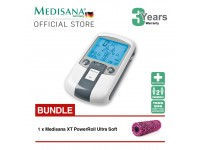 Medisana TDP Tens Machine Bundle XT PowerRoll Ultra Soft